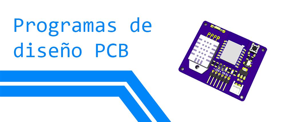 Programas de diseño PCB